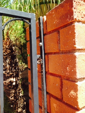 Wrought Iron Gate Repair