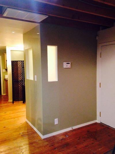 Office Building Security Door And Remodel
